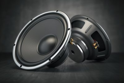 audio component speaker supplier